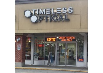 New Westminster optician Timeless Optical