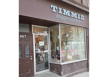 Toronto pet grooming Timmie Doggie Outfitters