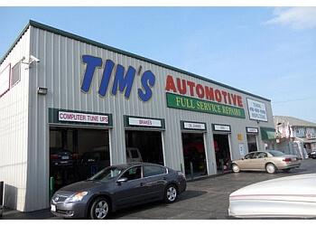 Tim's Automotive Repair & Mobile LTD