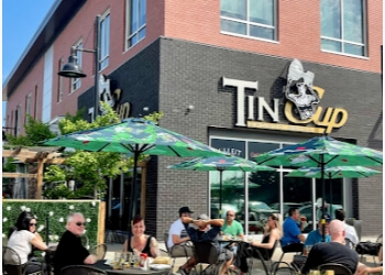 Burlington sports bar Tin Cup Sports Grill