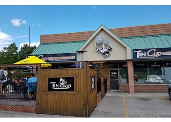 Oakville sports bar Tin Cup Sports Grill