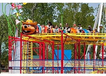 Tinkertown Family Fun Park Winnipeg Amusement Parks