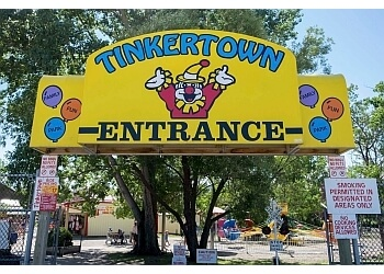 Winnipeg amusement park Tinkertown Family Fun Park