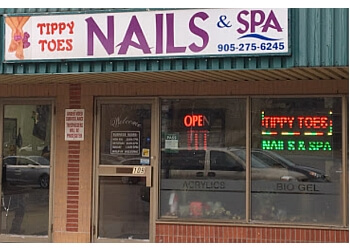 Mississauga nail salon Tippy Toes Nails & Spa