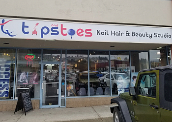 Kamloops nail salon Tips and Toes - Nail, Hair & Beauty Studio
