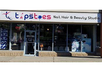 Kamloops nail salon Tips and toes studio
