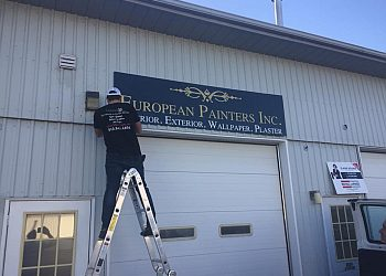 Belleville painter European Painters Inc.