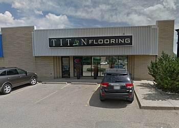St Albert flooring company Titan Flooring & Interior Design Ltd