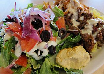 Grande Prairie mediterranean restaurant Tito's Bistro & Cafe