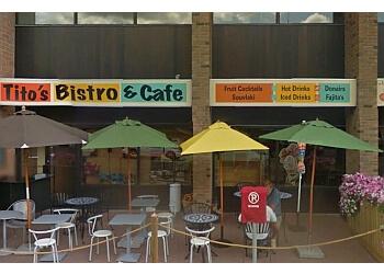 Grande Prairie mediterranean restaurant Tito's Restaurant