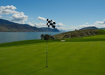 Kamloops golf course Tobiano Golf Course