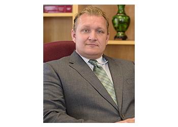 Airdrie divorce lawyer Todd Wytrychowski