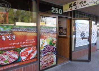 Coquitlam bbq restaurant Toe Dam Korean Fusion BBQ