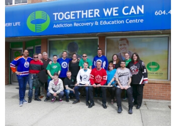 Vancouver addiction treatment center Together We Can