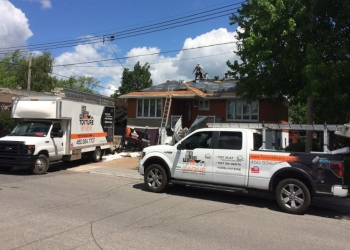Laval roofing contractor Toiture Gagné