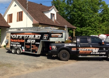 Shawinigan roofing contractor Toiture Mauricie SG