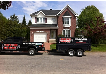 Trois Rivieres roofing contractor Toiture Neuve