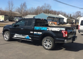 Levis roofing contractor Toiture Rhino inc.