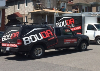 Longueuil roofing contractor Toitures BOUDA