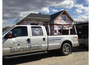 Drummondville roofing contractor Toitures Bernier