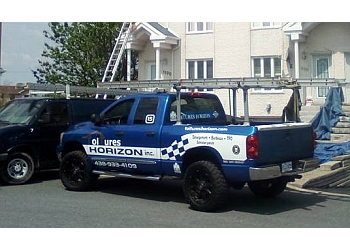 Longueuil roofing contractor Toitures Horizon Inc.