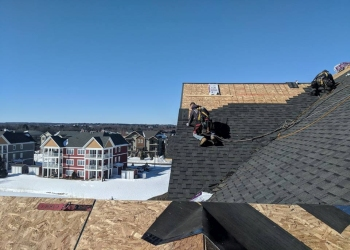 Saint Jean sur Richelieu roofing contractor Toitures Messier et Tougas