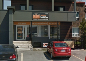 Quebec roofing contractor Toitures Portes & Fenêtres DBL