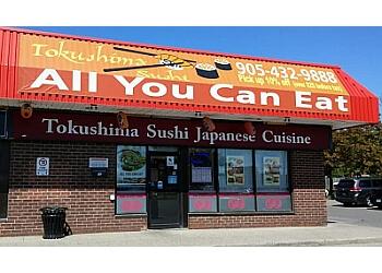 Oshawa japanese restaurant Tokushima Sushi
