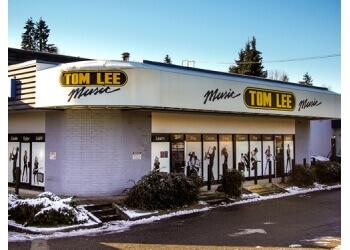 Coquitlam music school Tom Lee Music