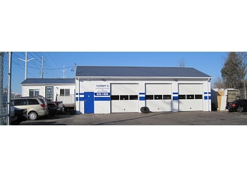 London car repair shop Tommy's Custom Exhaust & Auto Repair