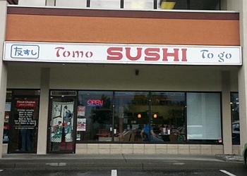 Nanaimo sushi Tomo Sushi To Go