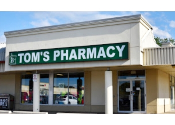 St Catharines pharmacy Tom's Pharmacy