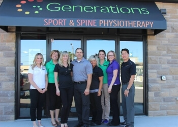 Welland physical therapist Tony Bruni, PT