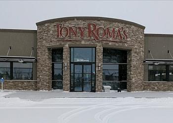 Sherwood Park steak house Tony Roma's