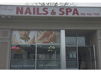 Ajax nail salon Tony's Nail & Spa