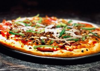 Edmonton pizza place Tony's Pizza Palace