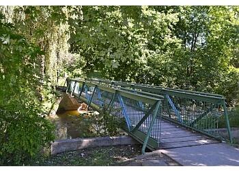 Markham hiking trail Toogood Pond Park Trail