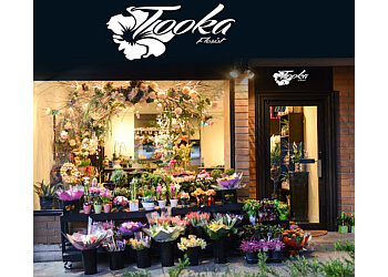 North Vancouver florist Tooka Florist