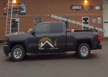 North Bay roofing contractor Top Gun Roofing