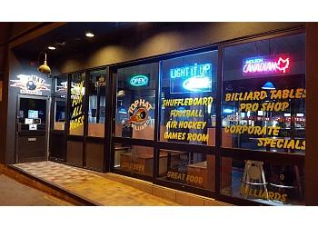Sault Ste Marie sports bar Top Hat Billiards