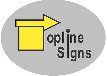 St Albert sign company Topline Signs
