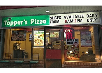 Orangeville pizza place Topper's Pizza