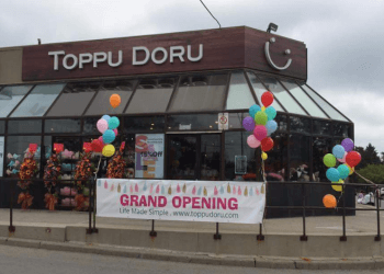 Richmond Hill gift shop Toppu Doru
