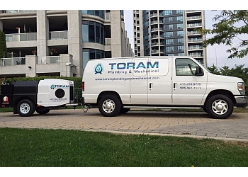 Ajax plumber Toram Plumbing & Mechanical