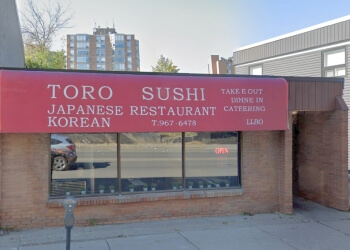 Belleville sushi Toro Sushi Restaurant