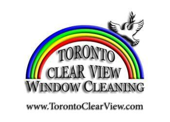 Toronto window cleaner Toronto Clear View Window Cleaning Inc.