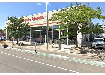 Toronto car dealership Toronto Honda