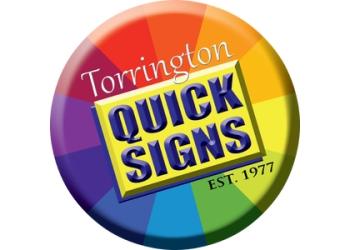 London sign company Torrington Quick Signs
