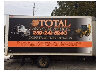 St Catharines landscaping company Total Land Care Services