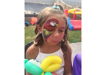 Totally Twisted Balloon Art and Face Painting Sherwood Park Face Painting